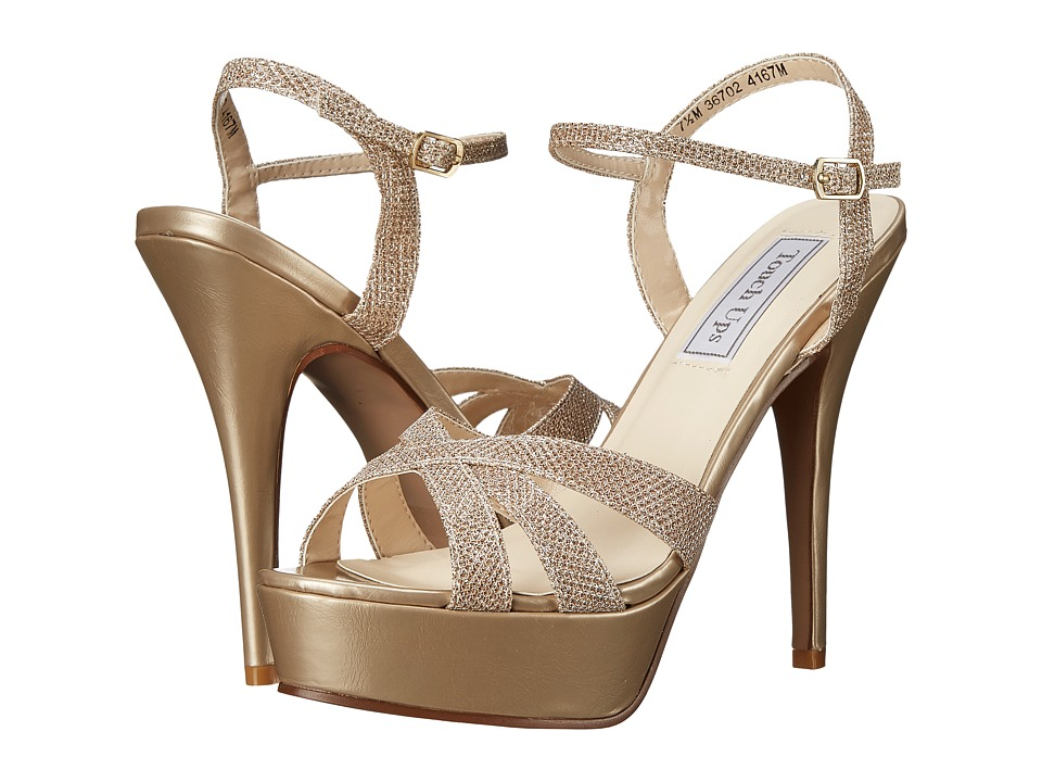 Touch Ups - Cori (Champagne Shimmer) Women's Shoes