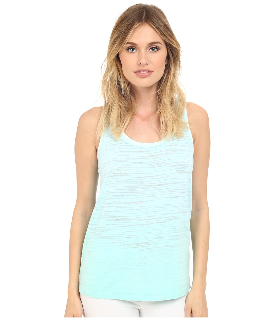 Splendid - Ambrose Knit Tank Top (Aqua Glass) Women's Sleeveless