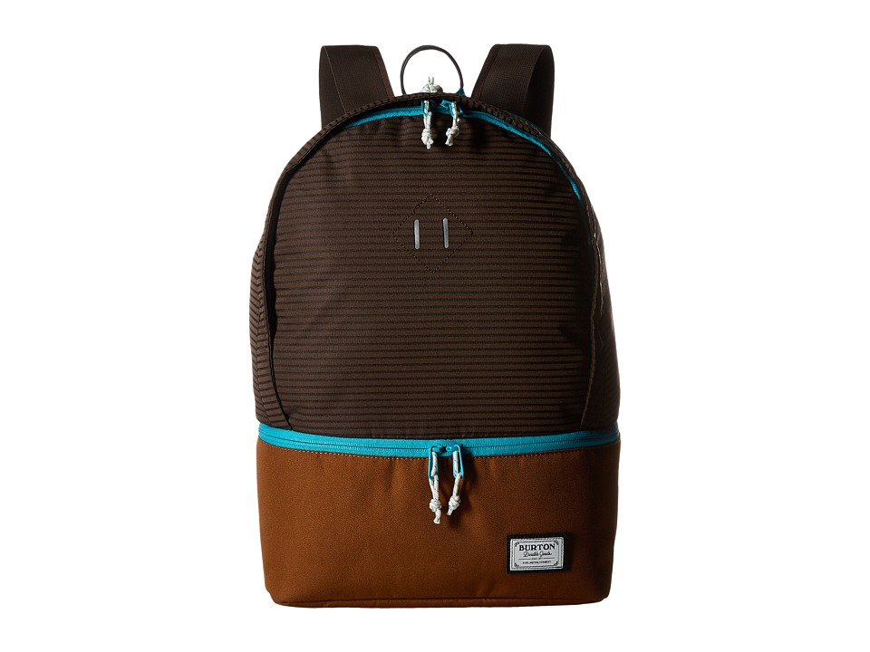Burton - Snake Mountain Backpack (Beaver Tail Crinkle) Backpack Bags