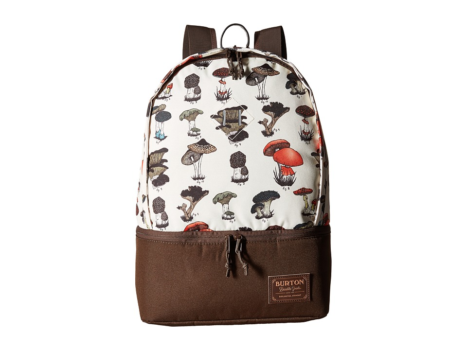 Burton - Snake Mountain Backpack (Shrooms) Backpack Bags