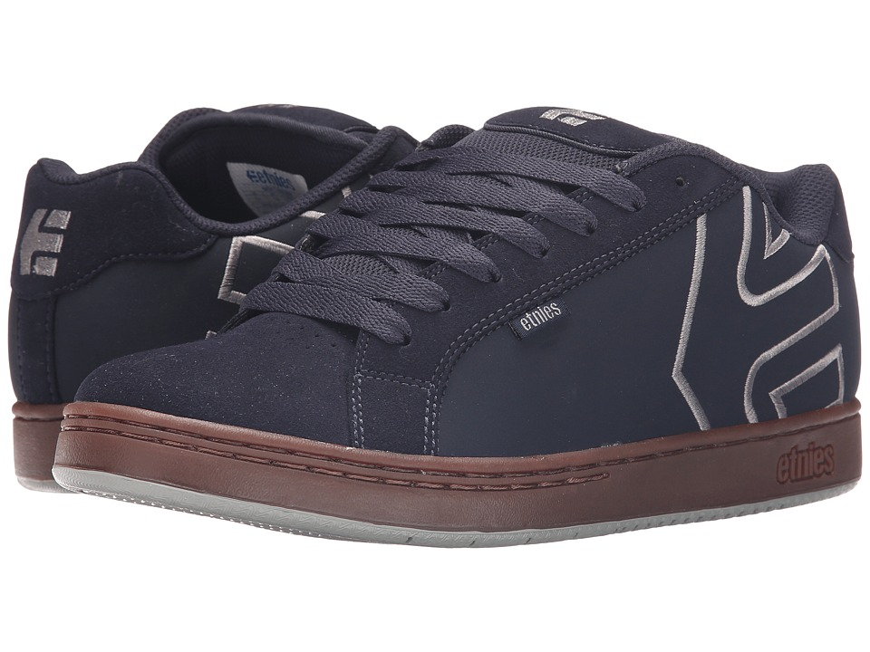 etnies - Fader (Navy/Gum) Men