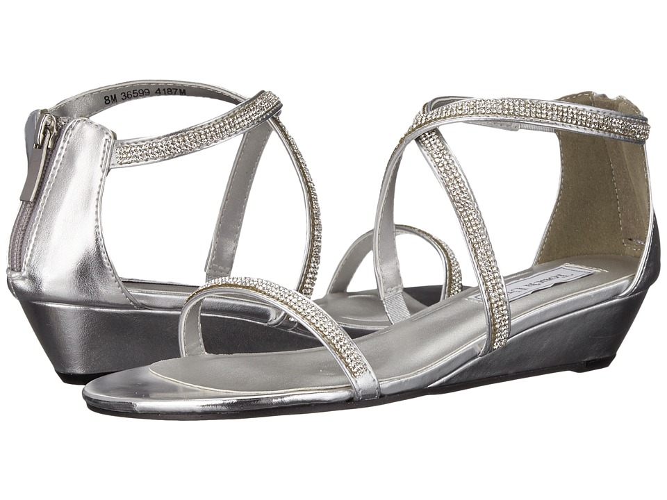 Touch Ups - Moriah (Silver Metallic) Women's Shoes
