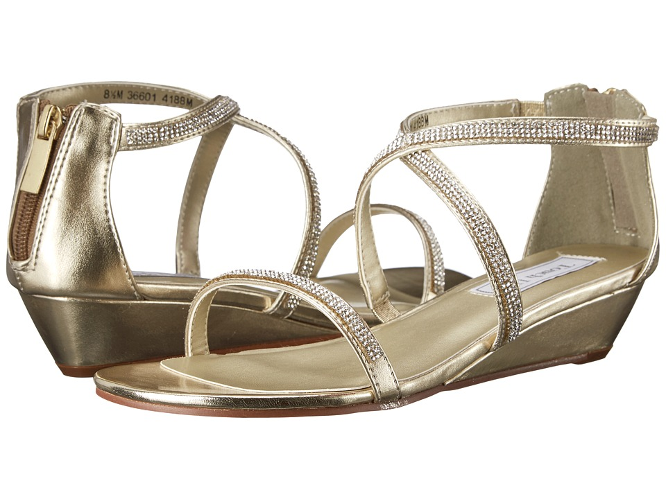 Touch Ups Moriah (Gold Metallic) Womenu0027s Shoes