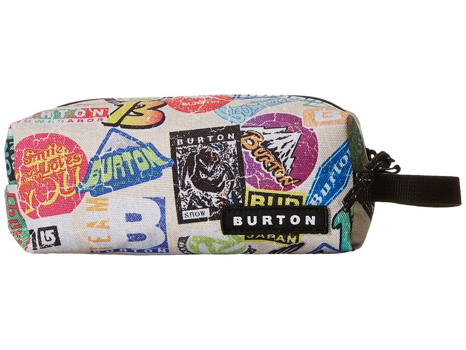 Burton - Accessory Case (Sticker Print) Travel Pouch
