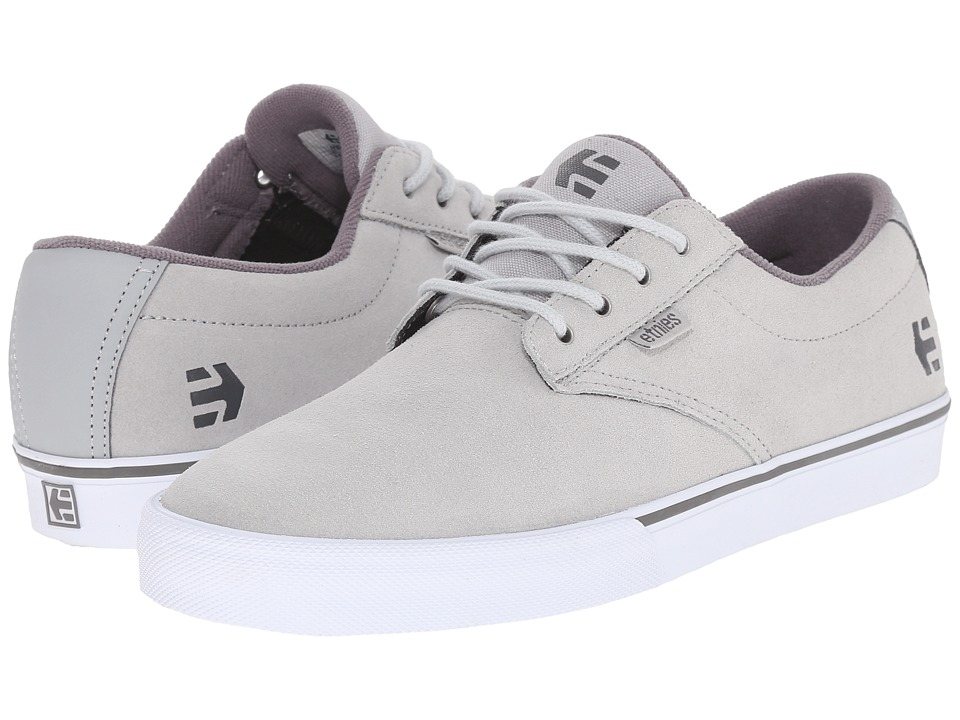 etnies - Jameson Vulc (Light Grey) Men