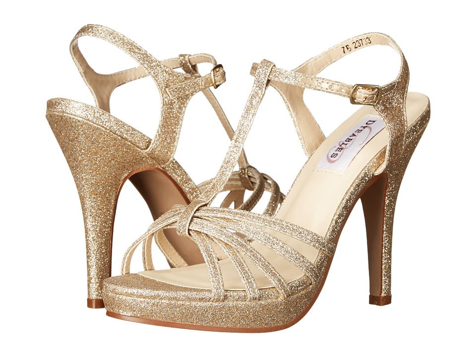 Touch Ups - Kaylee (Champagne Glitter) Women's Shoes