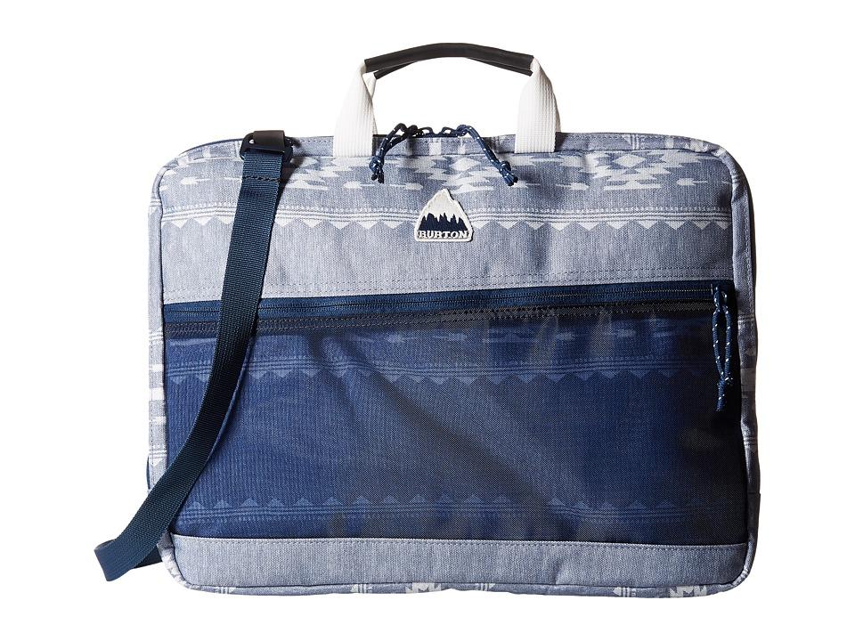 Burton - 15 Laptop Sleeve (Famish Stripe) Computer Bags