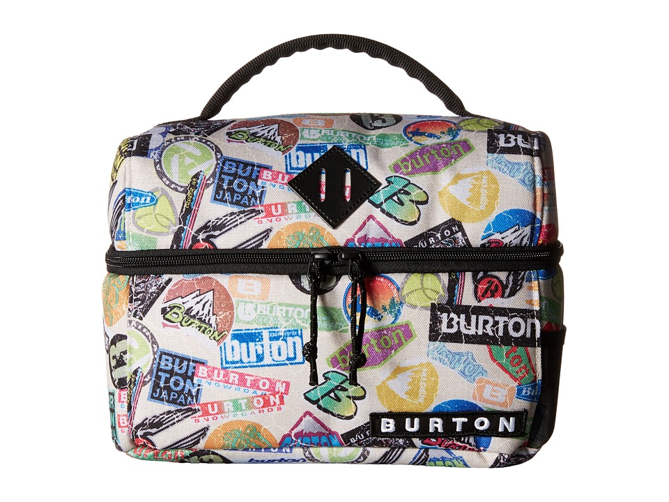Burton - Lunch Caddy (Sticker Print) Day Pack Bags