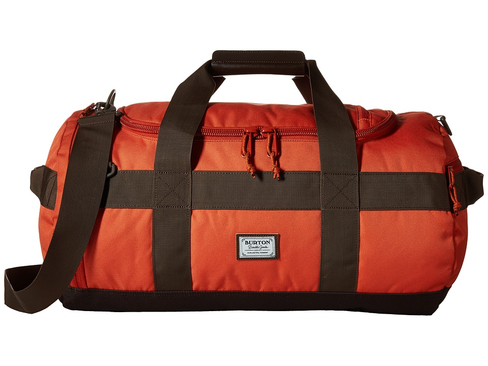 Burton - Backhill Duffel Bag Small 40L (Burnt Ochre) Duffel Bags
