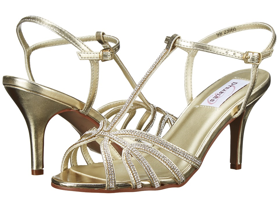Touch Ups - Lexi (Gold Metallic) Women's Shoes