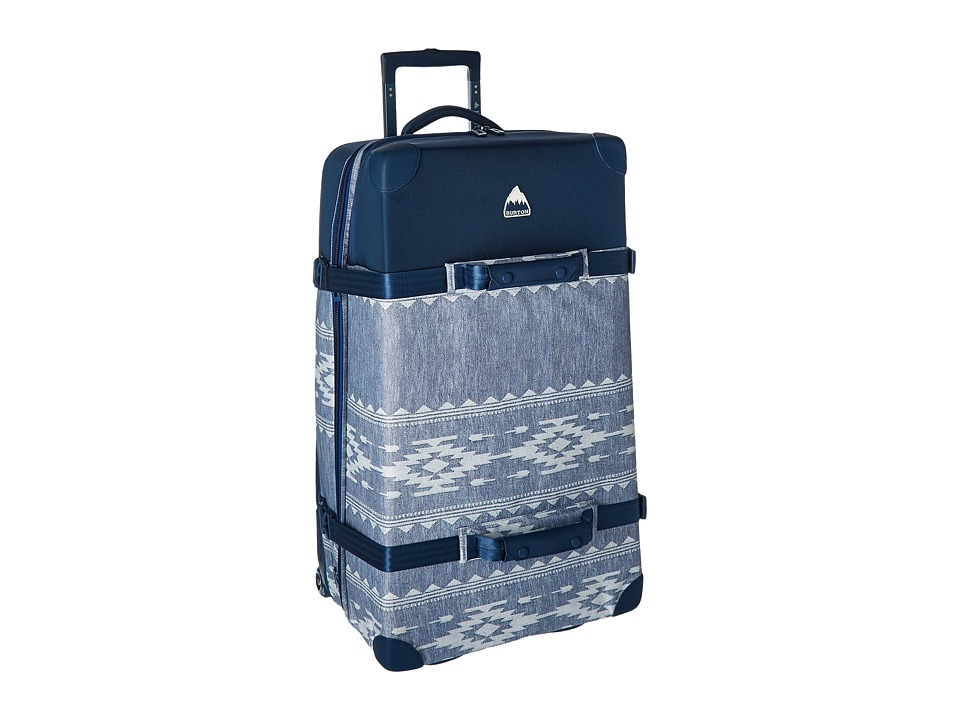 Burton - Wheelie Sub (Famish Stripe) Luggage