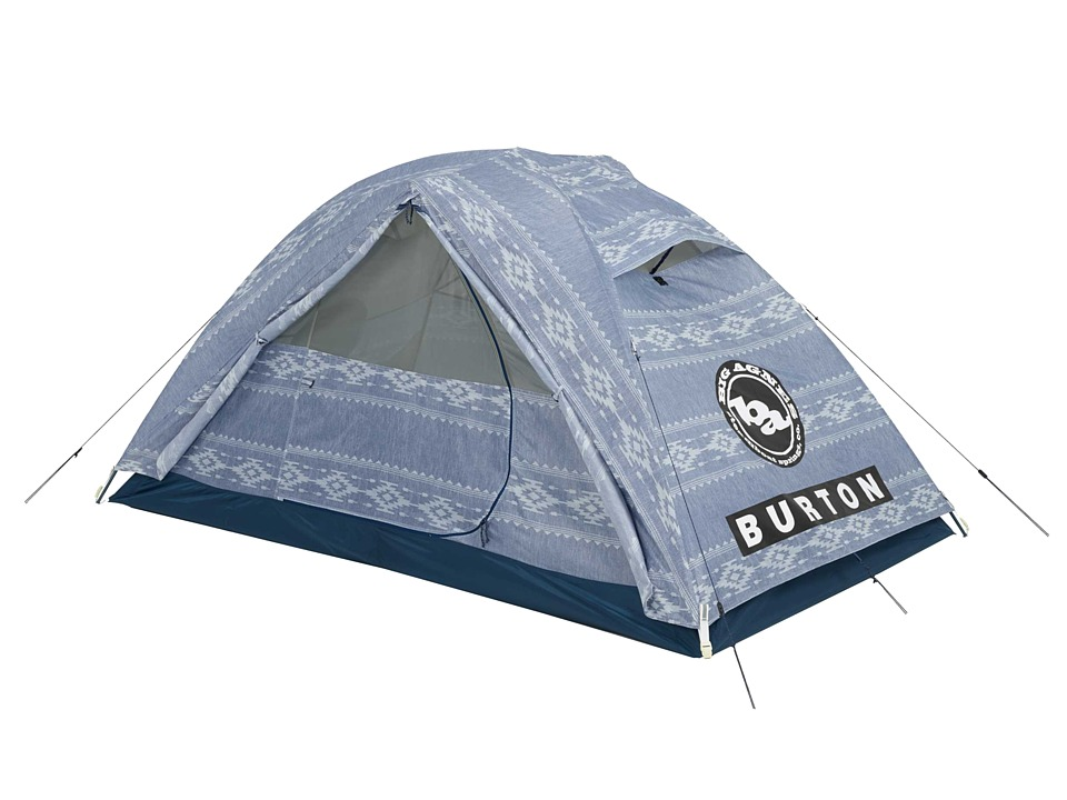 Burton - Nightcap Tent (Famish Stripe) Outdoor Sports Equipment