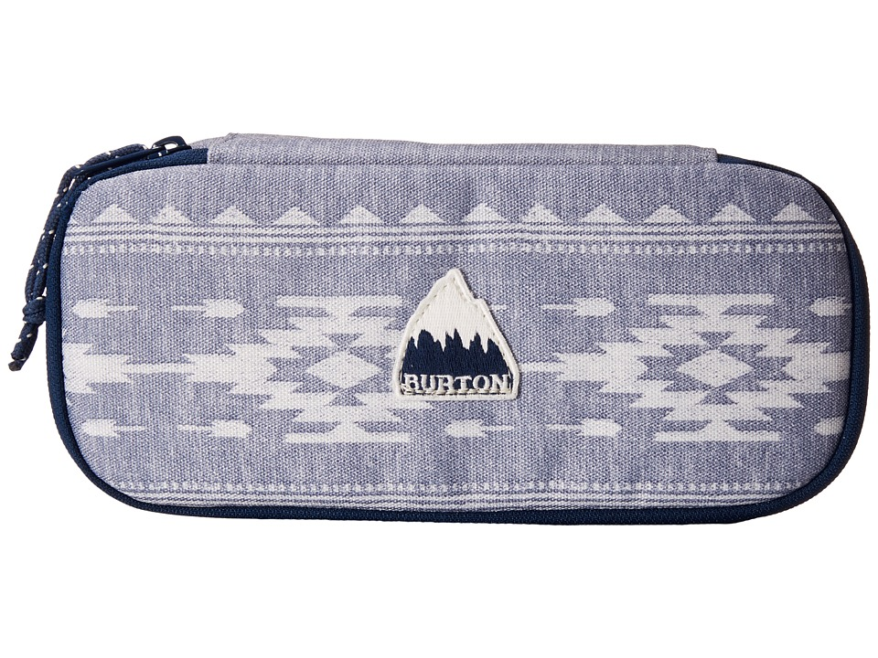 Burton - Switchback Accessory Case (Famish Stripe) Wallet