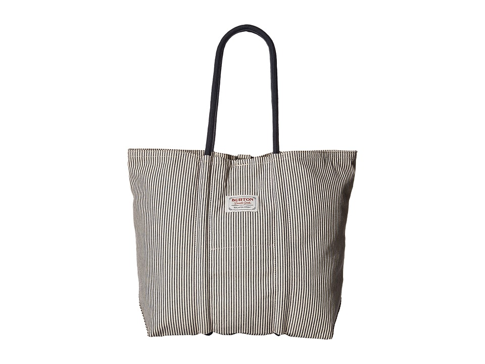 Burton - Rambler Tote (Ticking Stripe) Tote Handbags