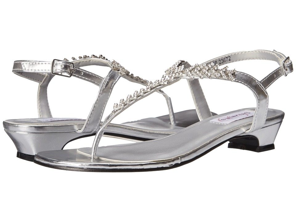 Touch Ups - Sarah (Silver Metallic) Women's Shoes