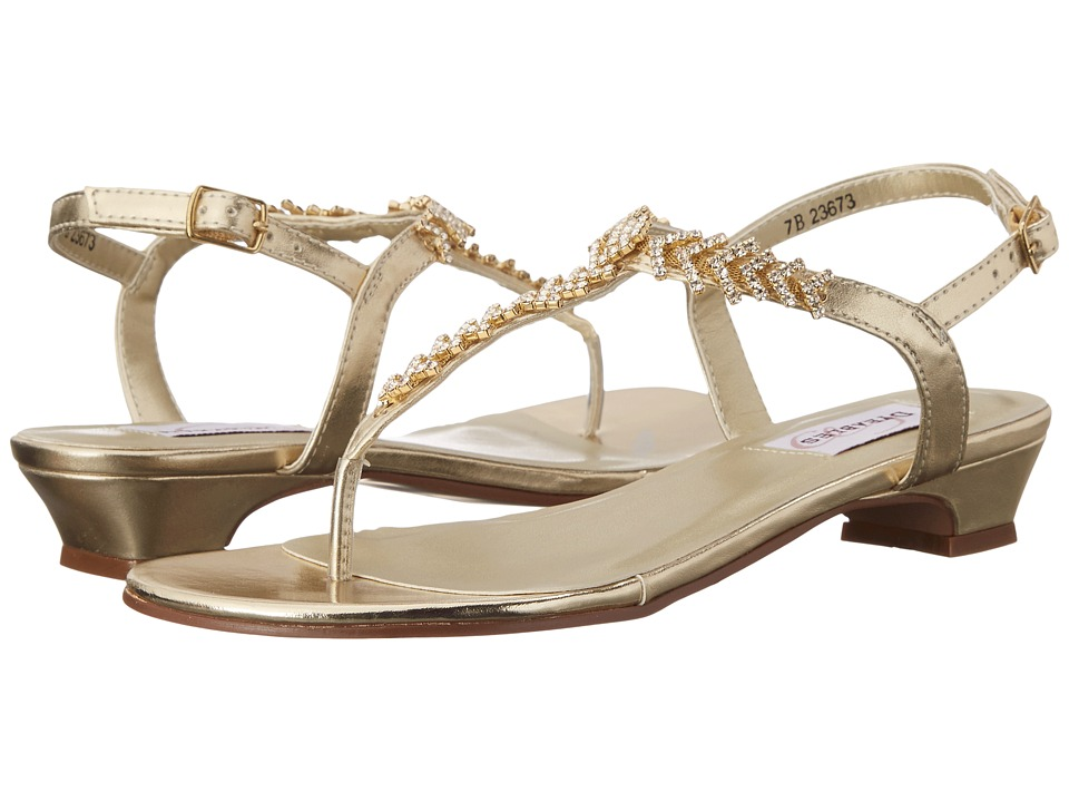 Touch Ups - Sarah (Gold Metallic) Women's Shoes