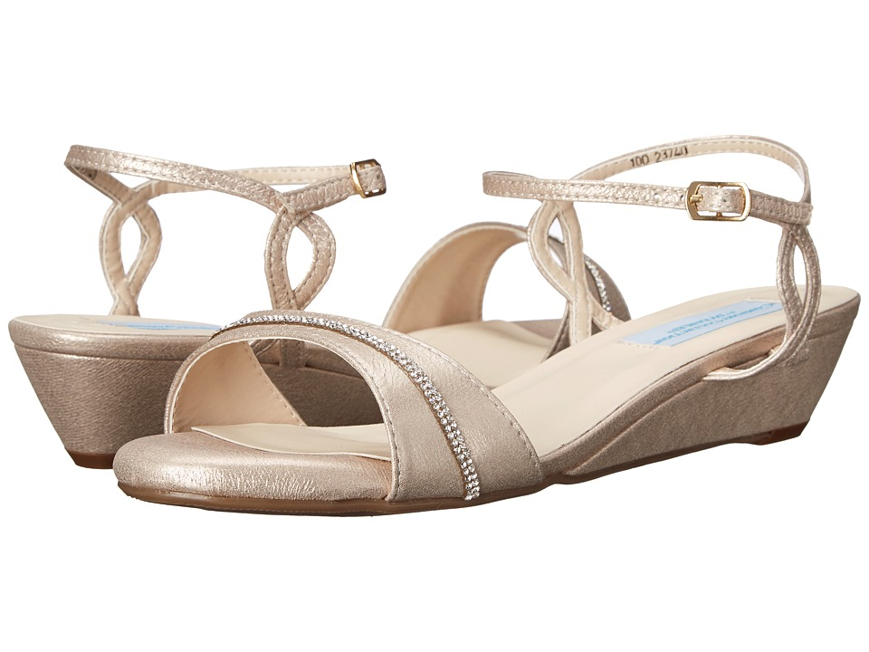 Touch Ups - Mallory (Champagne Shimmer) Women's Shoes