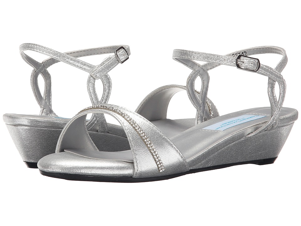 Touch Ups - Mallory (Silver Shimmer) Women's Shoes