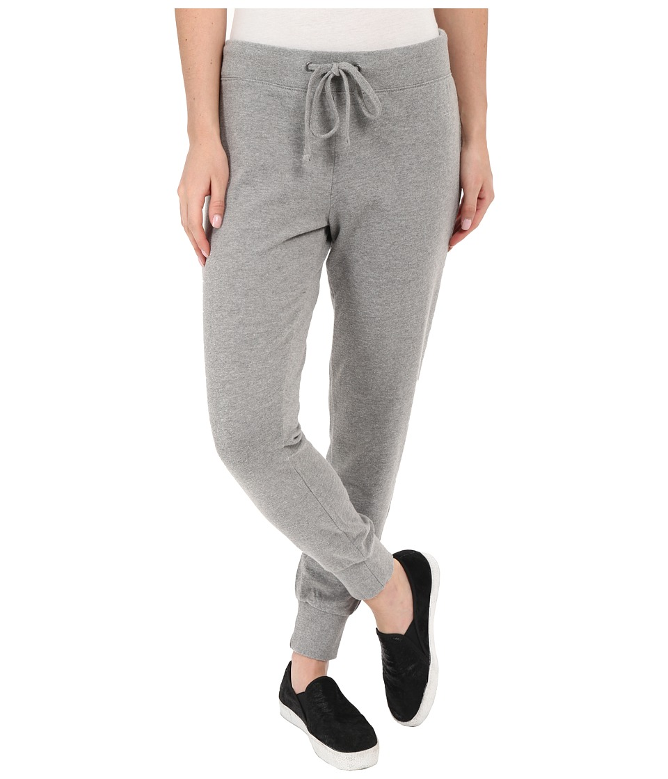 Volcom - Lived in Fleece Pants (Heather Grey) Women's Casual Pants