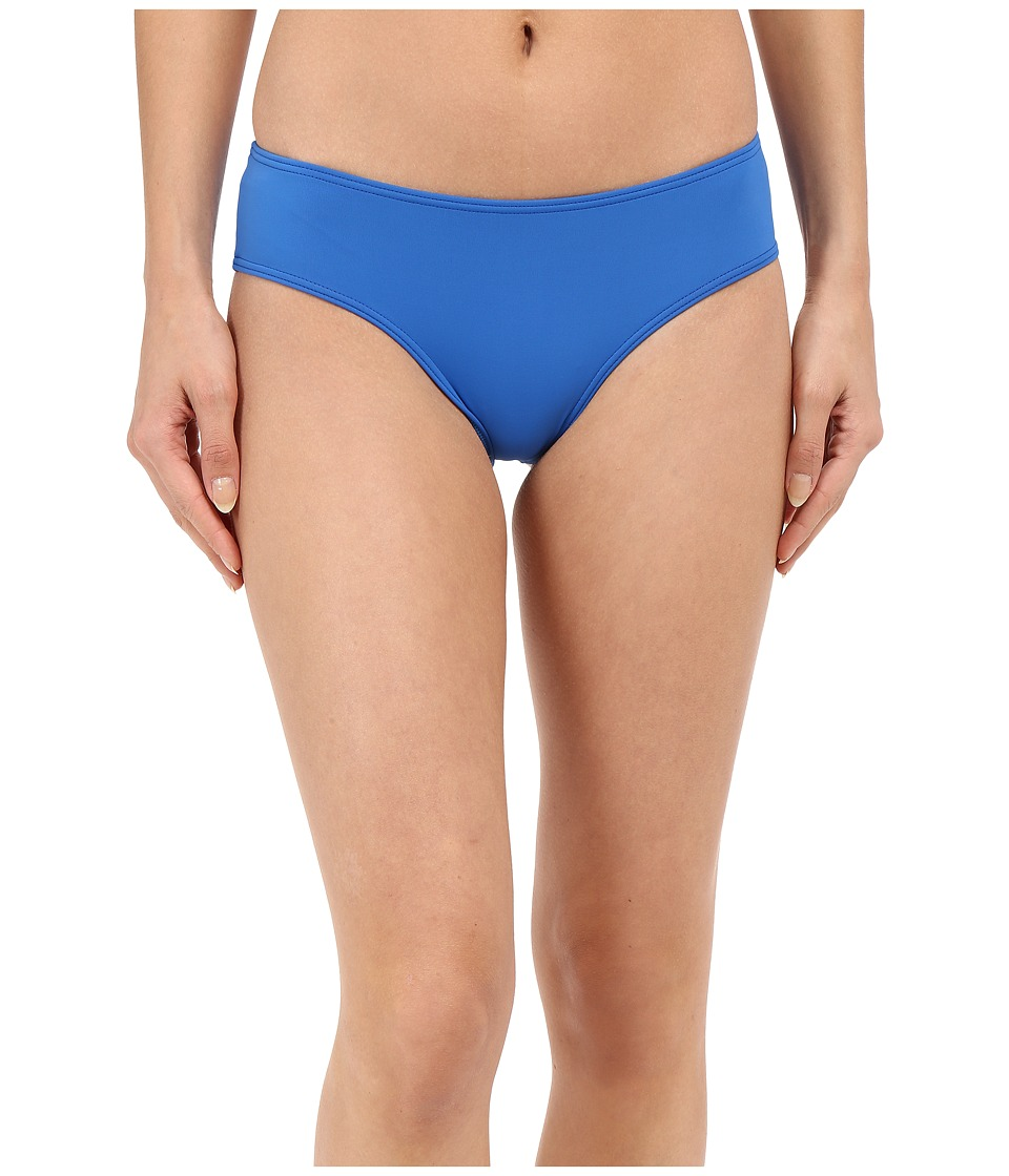 Billabong - Sol Searcher Hawaii Bottom (Sapphire Blue) Women's Swimwear