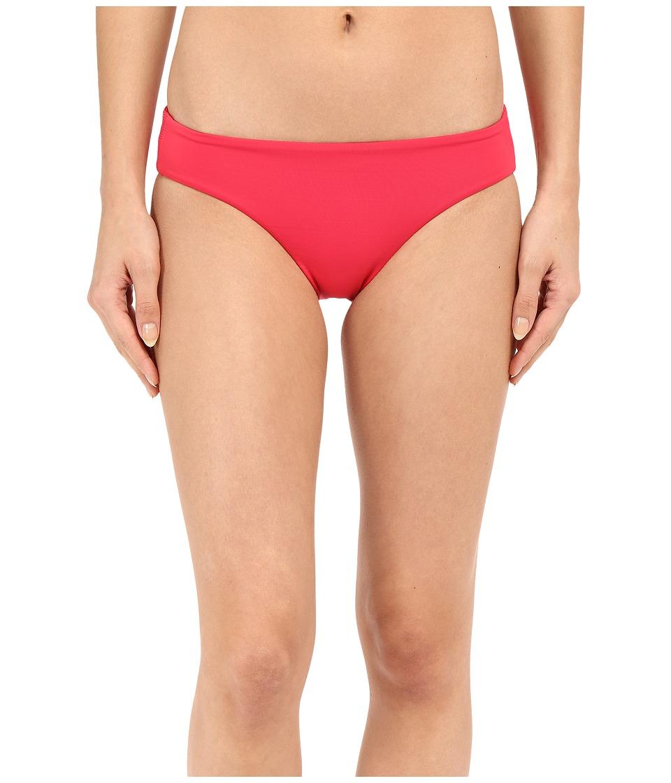 Billabong - Sol Searcher Capri Bottom (Wild Berry) Women's Swimwear