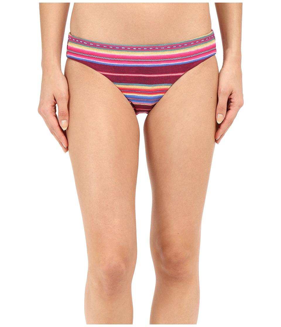 Billabong - Meshin with You Capri Bottom (Multi) Women's Swimwear