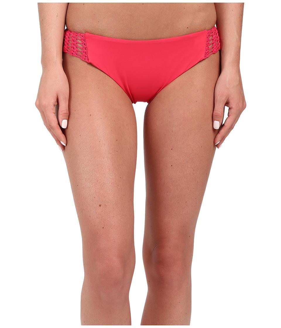 Billabong - Hippie Hooray Hawaii Bottom (Wild Berry) Women's Swimwear