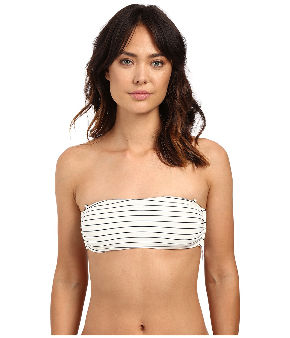 Billabong - Tan Lines Tube Top (Seashell) Women's Swimwear