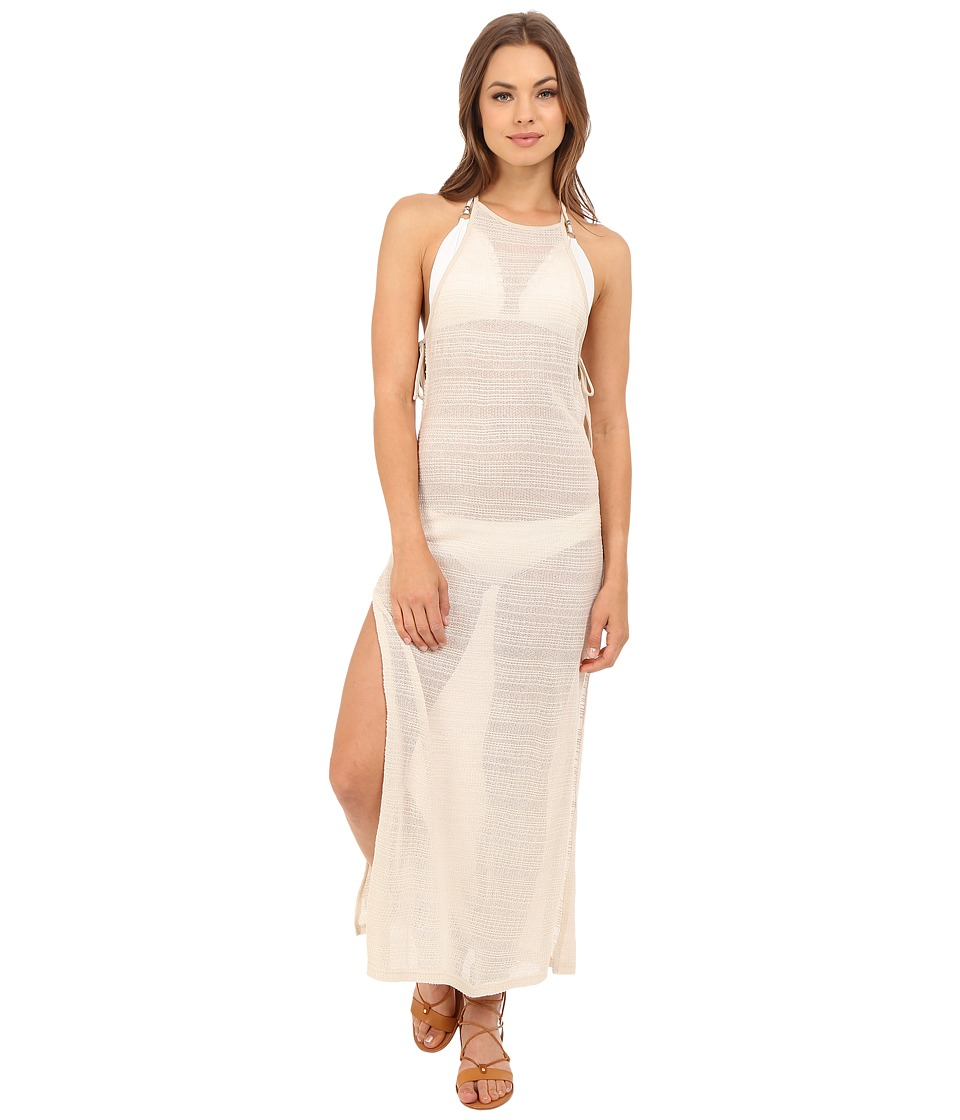 Billabong - Summer Infinity Dress Cover-Up (White Cap) Women's Swimwear