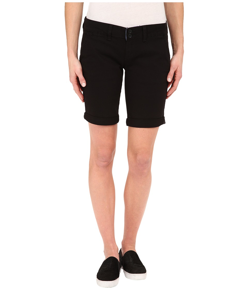 U.S. POLO ASSN. - Brooke Bermuda Shorts (Black) Women's Shorts