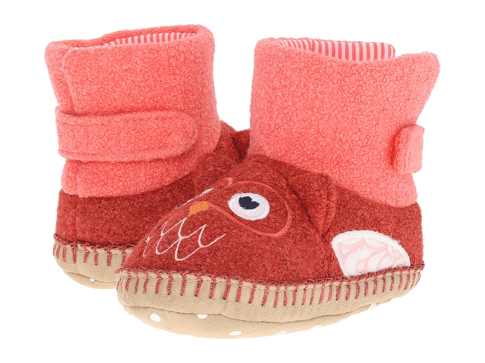Hanna Andersson - Owl 1 (Toddler/Little Kid/Big Kid) (Pink) Girls Shoes