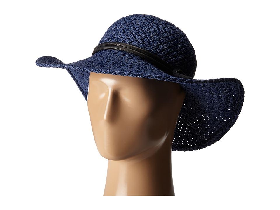 Volcom - Heat Wave Hat (Navy) Traditional Hats