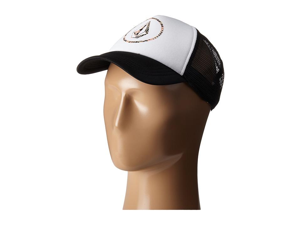 Volcom - Always on Trucker Hat (Bleached Aqua) Caps
