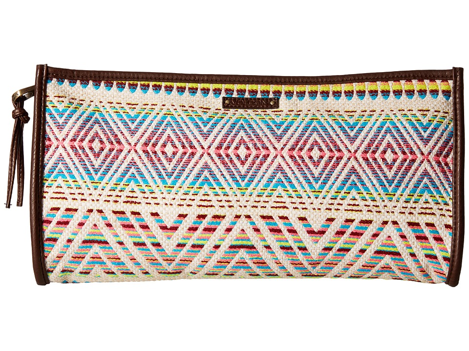 Volcom - Desert Daze Clutch (Multi) Clutch Handbags