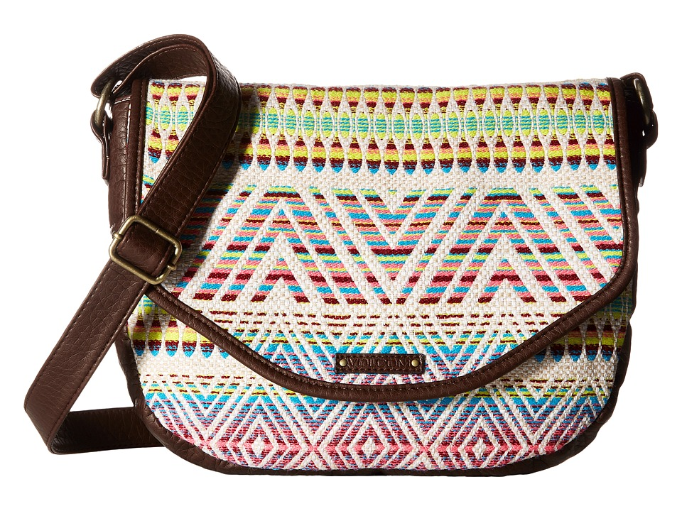 Volcom - Desert Daze Saddle (Multi) Shoulder Handbags