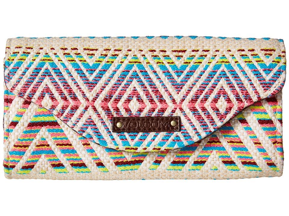 Volcom - Desert Daze Wallet (Multi) Wallet Handbags