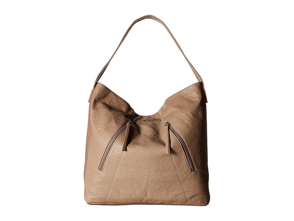Volcom - Pinky Swear Tote (Vintage Brown) Hobo Handbags