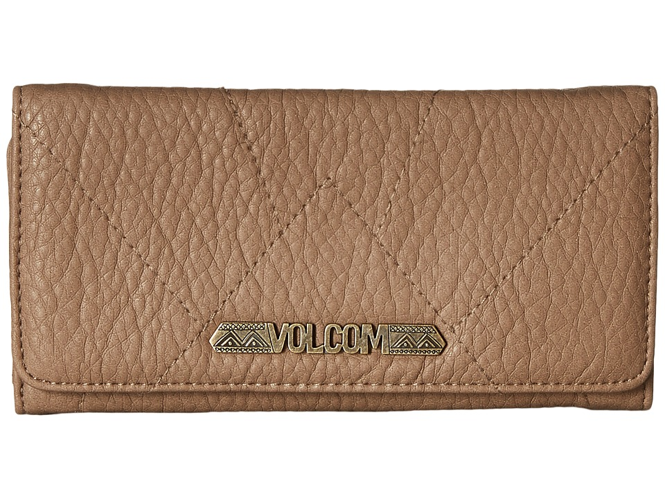 Volcom - Pinky Swear Wallet (Vintage Brown) Wallet Handbags