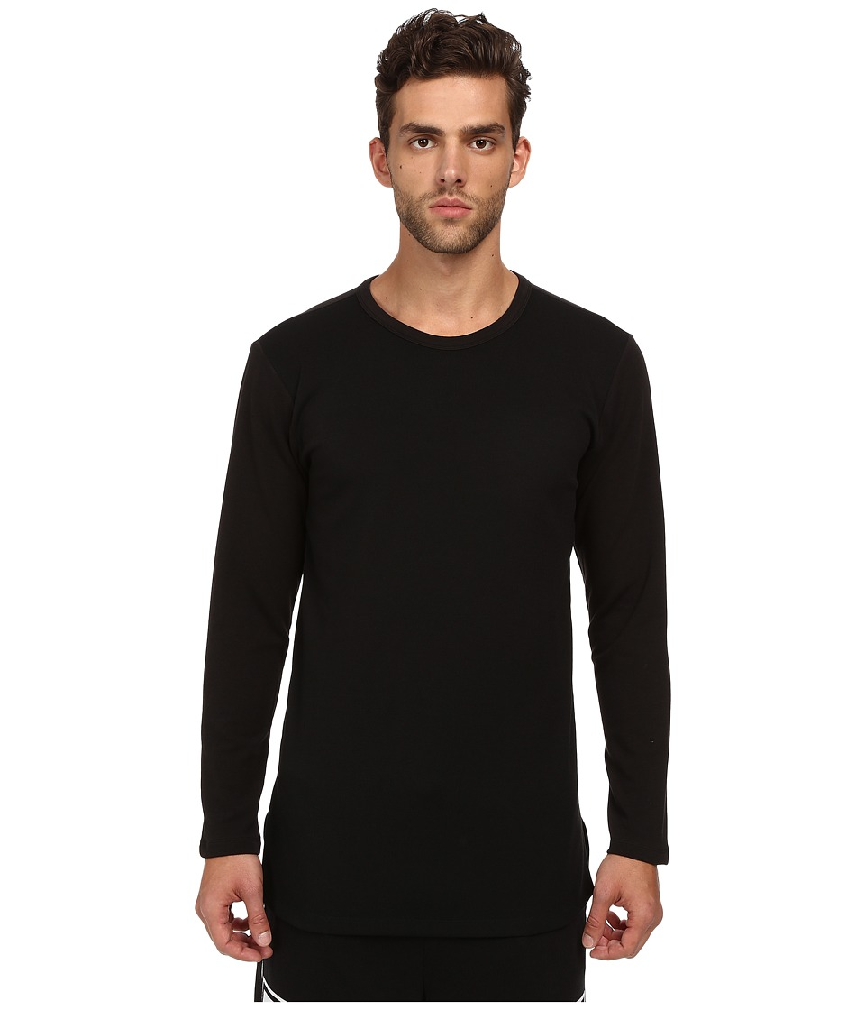 DBYD - Tape Long Sleeves T-Shirt (Black) Men's T Shirt