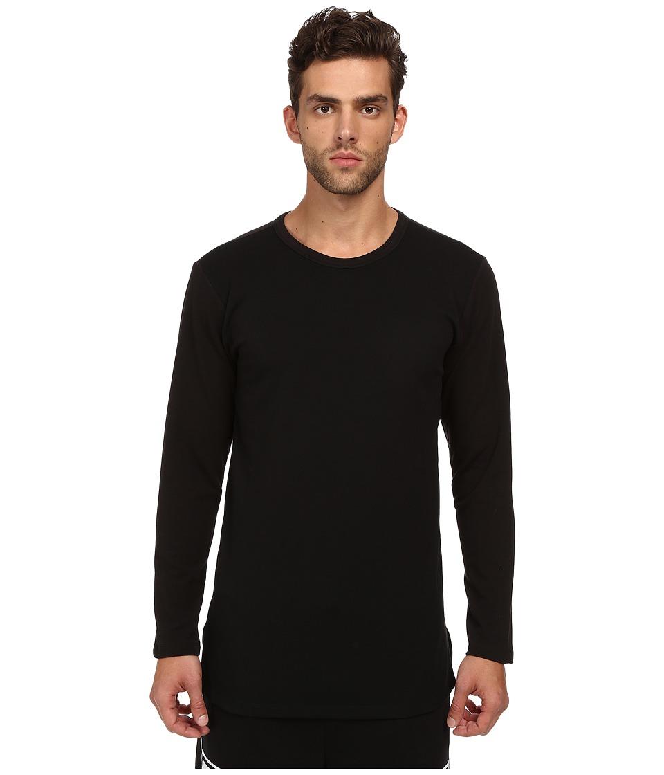DBYD - Tape Long Sleeves T-Shirt (Black) Men's T Shirt
