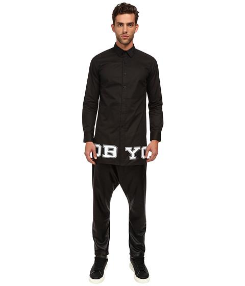 DBYD - Logo Shirt (Black) Men