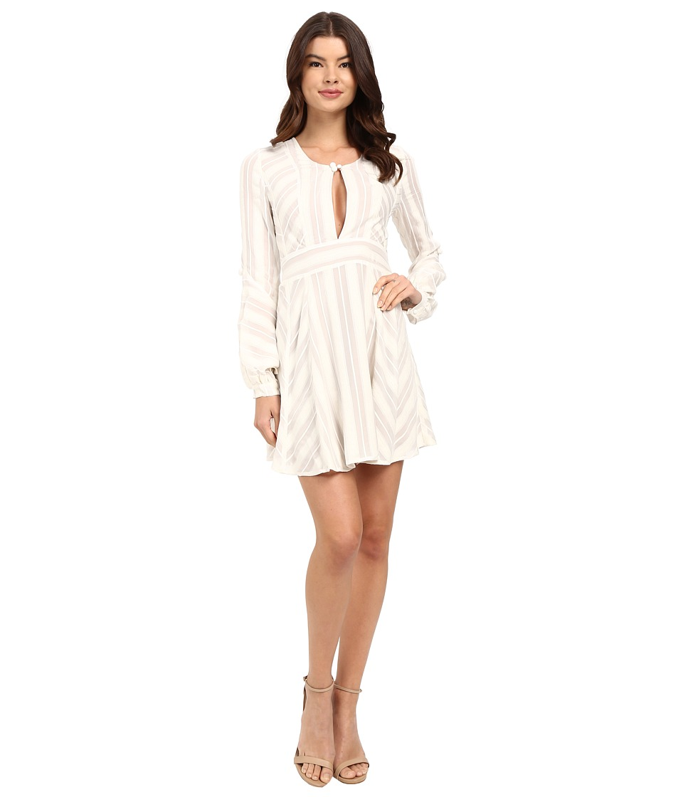 For Love and Lemons - Alessandra Dress (White) Women's Dress