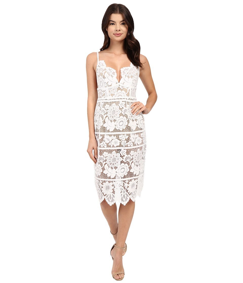 For Love and Lemons - Gianna Dress (White) Women's Dress