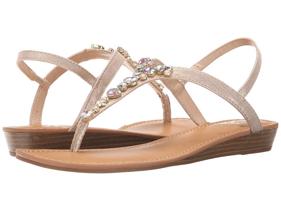 Fergalicious - Tasso (Gold) Women's Shoes