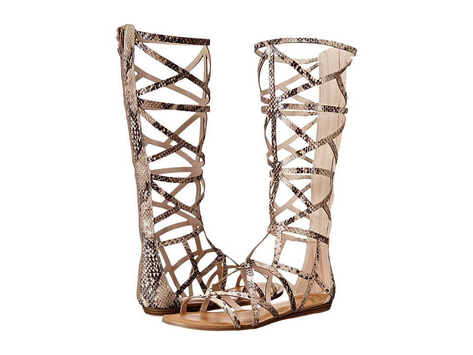Fergalicious - Graceful (Natural Snake Print) Women