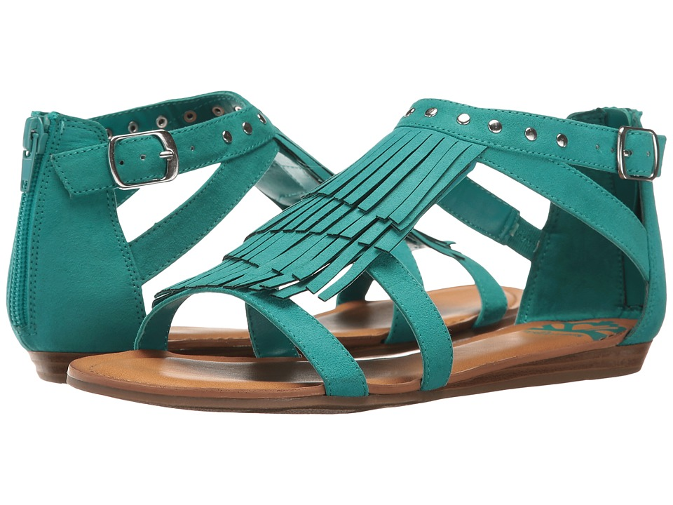 Fergalicious - Dusty (Turquoise) Women's Shoes