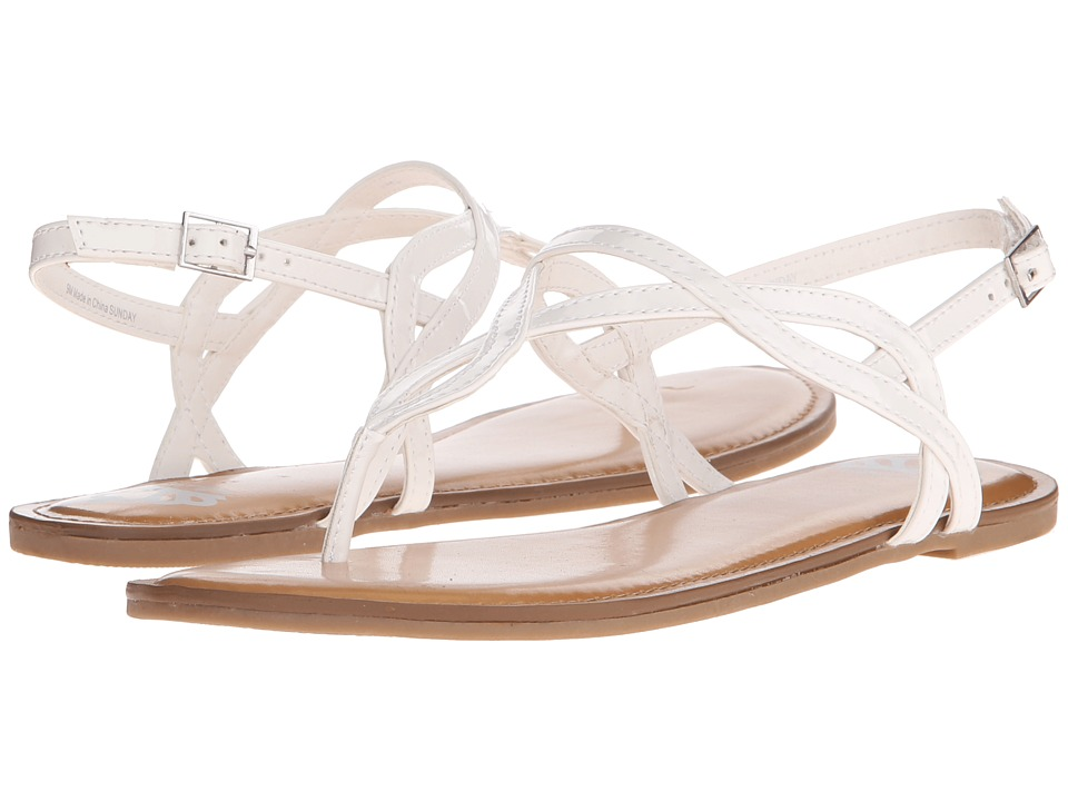 Fergalicious - Sunday (White) Women's Shoes
