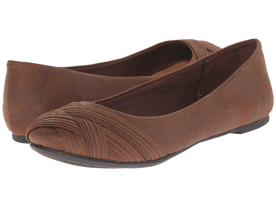 Fergalicious - Whitney (Cognac) Women's Shoes