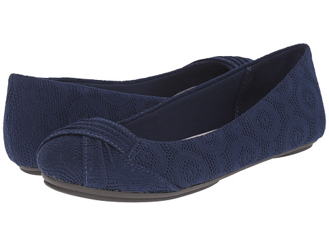 Fergalicious - Gabby (Navy) Women's Shoes