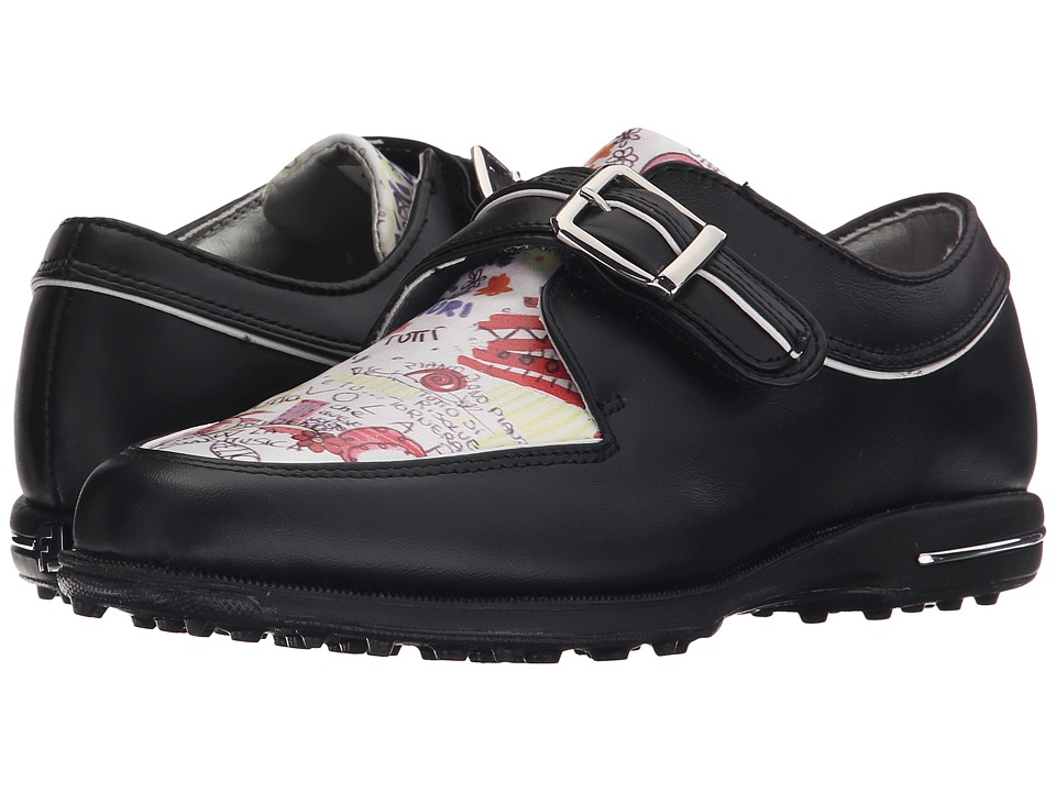 FootJoy - Tailored Collection (Black) Women's Golf Shoes